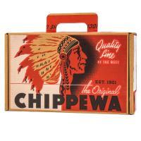 チペワ Chippewa エンジニアブーツ ロング メンズ 11インチ スチールトゥ Eワイズ 1901M03 ブラック Engineer Black ロングブーツ エンジニア 本革 レザー