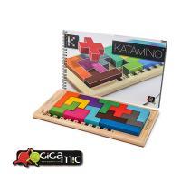 【全品あすつく】Gigamic ギガミック Katamino カタミノ 木製パズル 脳トレ 知育玩 200102/152501 ボードゲーム
