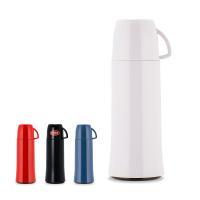 ヘリオス エレガンス 1.0L ガラス製 魔法瓶 卓上ポット 保温 保冷 水差し 水筒