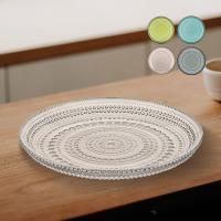 【お盆もあすつく】イッタラ iittala カステヘルミ プレート 17cm 皿 テーブルウェア 北欧 ガラス Kastehelmi フィンランド インテリア 食器