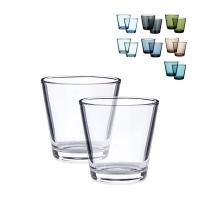 イッタラ iittala カルティオ グラス ペア 210mL タンブラー 北欧 ガラス Kartio Tumbler 2 Set フィンランド コップ 食器
