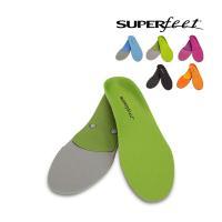 スーパーフィート Superfeet インソール トリムフィット グリーン/ブルー/ブラック CORE ランニング ウォーキング 足骨格矯正 中敷き