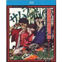 フジテレビ系列で2004年に放送された「サムライチャンプルー」のブルーレイ3枚組BOXです。  FU...