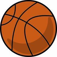 Tシャツ/バスケットボール/スポーツ/バスケ4/ホワイト