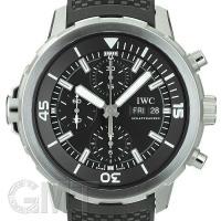 IWC インターナショナルウォッチカンパニー アクアタイマー クロノグラフ IW376803  IW...