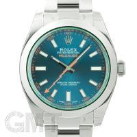 ロレックス ミルガウス 116400GV Zブルー ROLEX MILGAUSS