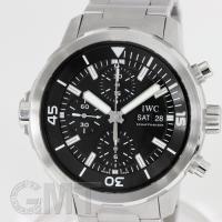 IWC アクアタイマー クロノグラフ IW376804 IWC AQUATIMER