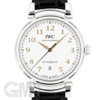 【2017年新作】IWC ダ・ヴィンチ・オートマティック IW356601  シルバー 40mm I...