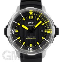 IWC アクアタイマー オートマティック2000 ブラック IW358001 IWC AQUATIM...