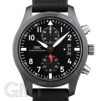 インターナショナルウォッチカンパニー パイロットウォッチ クロノグラフ トップガン IW388001...