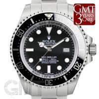ロレックス シードゥエラー ディープシー 116660 ブラック ROLEX SEA-DWELLER