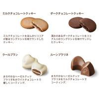 クッキー&チョコレート アソートメント 4枚+7粒 godiva 02