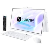 新品未使用 NEC LAVIE Home All-in-one HA370/RAW PC-HA370RAW [ファインホワイト]