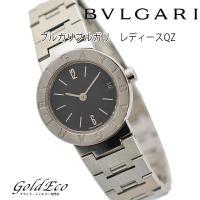 【送料無料】BVLGARI【ブルガリ】ブルガリブルガリクォーツレディース腕時計【中古】BB23SS ...