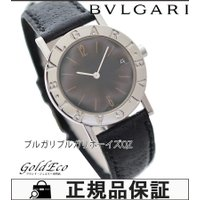 【送料無料】BVLGARI【ブルガリ】ブルガリブルガリクォーツ ボーイズ腕時計【中古】 BB30SL...