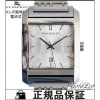 【送料無料】BURBERRY【バーバリー】腕時計 メンズ ヘリテージ スクエアフェイス 電池式 日付...