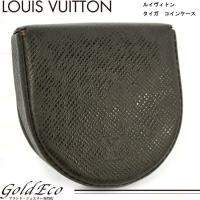 LOUIS VUITTON 【ルイヴィトン】タイガ ポルトモネ・キュヴェット アルドワーズ ブラック...