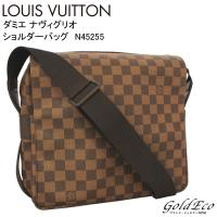 LOUIS VUITTON 【ルイヴィトン】 ダミエ ナヴィグリオ ショルダーバッグ N45255 ...