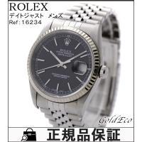 ROLEX 【ロレックス】 デイトジャスト メンズ 腕時計 16234 自動巻き K18WG×SS ...