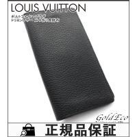LOUIS VUITTON 【ルイ ヴィトン】 ポルトフォイユ ブラザ 二つ折り 長財布 M5819...