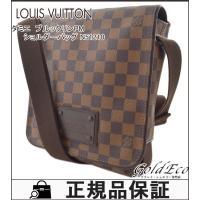 LOUIS VUITTON【ルイ ヴィトン】ダミエ ブルックリンPM ショルダーバッグN51210 ...