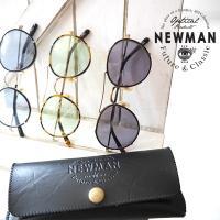 NEWMAN ニューマン THOMPSON トムソン クリップオン メタルコンビ サングラス メガネ 眼鏡 黒縁 メンズ レディース