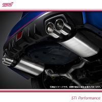 SUBARU STI パーツ WRX STI 型式 VA エキゾーストキット マフラー STPKG4...