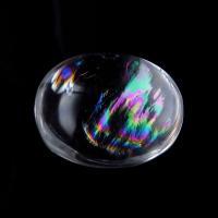■サイズ約32 x 22 x 16mm 重量16.5g■虹入り水晶について虹入り水晶は、水晶内にクラ...