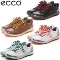ECCOエコーゴルフシューズ2015NEWモデル  世界的なプレーヤーも愛用。 プレイ時の高い機能性...