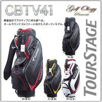 BRIDGESTONE ブリヂストン TOURSTAGE ツアーステージ キャディバック CBTV4...