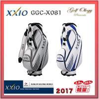 2017年モデル DUNLOP ダンロップ XXIO ゼクシオ キャディバック GGC-X081  ...