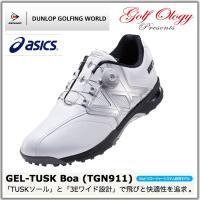 2015年モデル ASICS アシックス TGN911 GEL-TUSK Boa (TGN911) ...