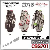2016年モデル BRIDGESTONE ブリヂストン キャディバック TOUR B CBG701 ...