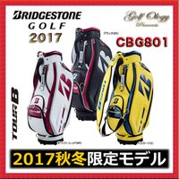 2017年モデル BRIDGESTONE ブリヂストン キャディバック TOUR B CBG801 ...
