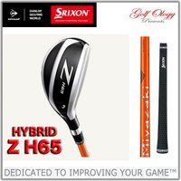 2016年モデル DUNLOP ダンロップ SRIXON スリクソン Z H65 HYBRID UT...