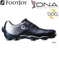 フットジョイ ゴルフシューズ ディー・エヌ・エー Boa  安定性、軽量性、柔軟性を更に機能アップさ...