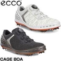 エコー メンズ ゴルフシューズ ケージ ボア ECCO CAGE GOLF MENS BOA 132...