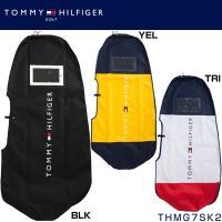 【Tommy Filfiger/トミーヒルフィガー】 トラベルカバー THMG8SK2モノグラム