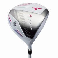 メンズよりも薄型形状でボールが上がりやすく、445CCの大きめヘッド&軽量化によりやさしさを追求。ボ...