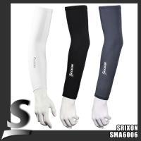 夏ゴルフの必須アイテム! SRIXON スリクソン メンズ アームカバー 両腕組 SMA6006 素...