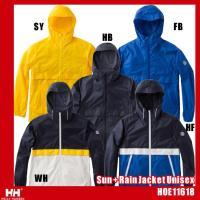 サンレインジャケット(ユニセックス)HOE11618  Sun + Rain Jacket(Unis...