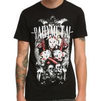 イギリスで販売されて日本では購入できない 正規オフィシャルのベビメタTシャツDEATH! 安心の国内...