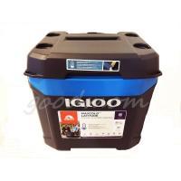 ●igloo社製(イグルー社)キャスター付きクーラーボックス  ■収納力 350ml 缶ジュース 9...