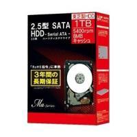 【商品名】東芝 2.5インチ内蔵HDD Ma Series 1TB 5400rpm 8MBバッファS...