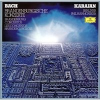 J.S.バッハ:ブランデンブルク協奏曲(全曲) カラヤン / BPO(CD)(2枚組)(初回出荷限定盤(初回プ