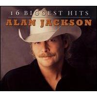 Alan Jackson / 16 Biggest Hits (Eco) (輸入盤CD) (アラン・ジャクソン)|good-v