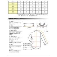 ワイシャツ3枚セット〔Notte〕S カラーステッチ ドゥエボットーニ ボタンダウンシャツ3枚セット ブラック(ネイビー・ワインレッド・シルバーグレーステッチ...