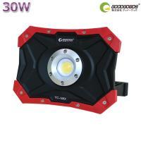 商品仕様  商品名:充電式LED投光器 商品番号:YC-N8X 知的財産権:実用新案登録第32126...