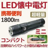 商品名:LED懐中電灯(GOODGOODS) 品番:ED25-S 製造元:グッド・グッズ LEDパワ...