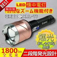 商品名:LED懐中電灯(GOODGOODS) 品番:ED60-X 製造元:グッド・グッズ LEDパワ...